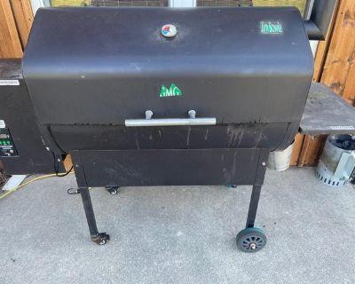 Green Mountain Grill / Pellet Smoker