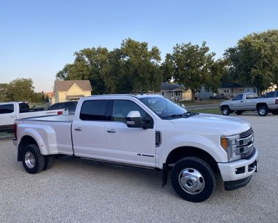 2018 Ford F-350 Dually