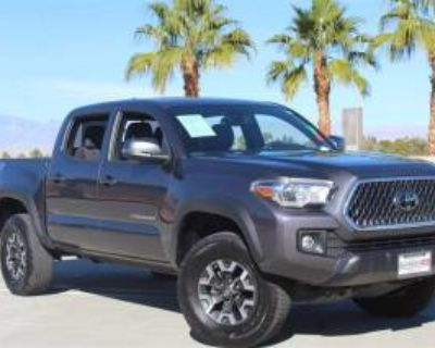 2019 Toyota Tacoma TRD Pro Double Cab 5' Bed V6 4WD Manual