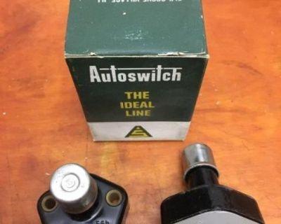 NOS Headlight Foot Switch West German 111941561B
