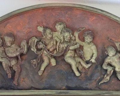 New - Plaque of Angels