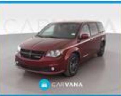 2019 Dodge grand caravan Red, 73K miles