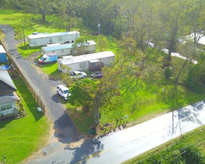 Mobile home park/ Redhill rd Baldwin county Room to grow.