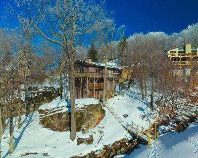 Ski Season is back! Slope side - Beech Mountain