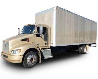 2017 KENWORTH T270 Box Trucks, Cargo Vans Truck