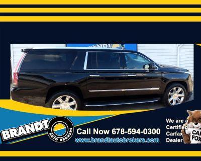 2015 Cadillac Escalade ESV 2WD Luxury