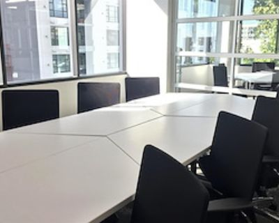 Private Meeting Room for 8 at Downtown Works San Diego