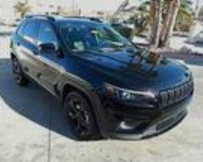 2021 Jeep Cherokee Black