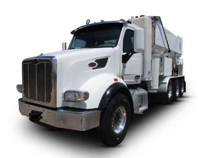 2016 PETERBILT 567 Concrete Mixer, Pump Trucks Truck