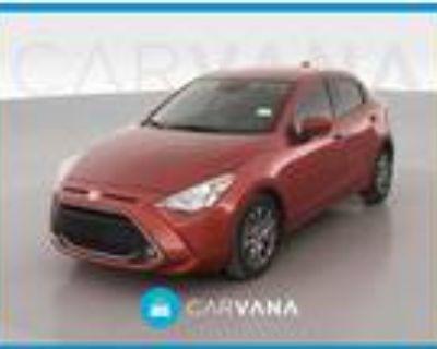 2020 Toyota Yaris Red, 12K miles