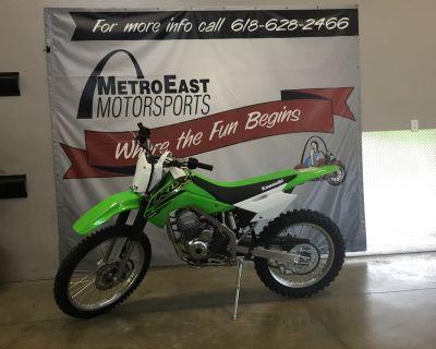 2021 Kawasaki KLX 140R F Motorcycle Off Road O Fallon, IL