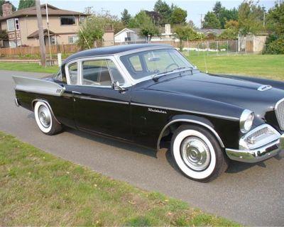 1960 Studebaker Silver Hawk