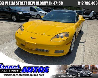 Used 2005 Chevrolet Corvette 2dr Cpe w/3LT