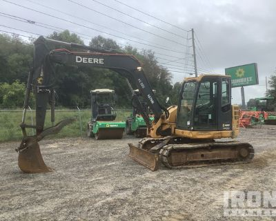 2013 John Deere 85D Mini Excavator
