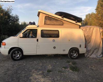 1999 VW Eurovan Camper low milage