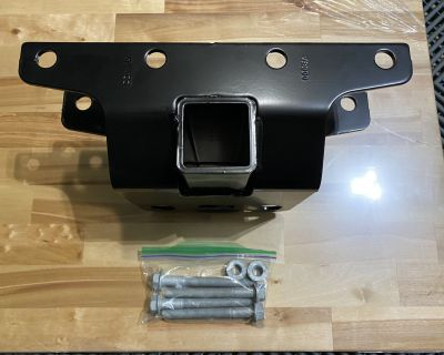 Texas - Brand New OEM Trailer Hitch with Hardware