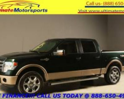 2013 Ford F-150 King Ranch SuperCrew 5.5' Box 4WD