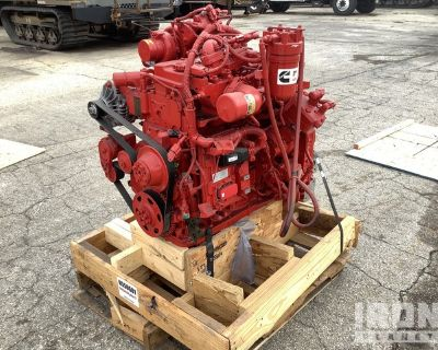 Cummins QSB4.5-160 Engine