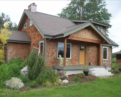 1600 Sq Ft Craftsman Cottage in the Country - Sequim