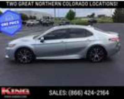 2020 Toyota Camry Silver, 8K miles