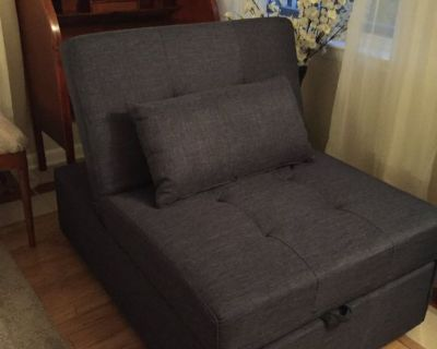 Convertible chair / daybed