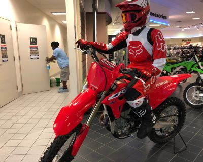 2021 Honda CRF250R Motocross Off Road Asheville, NC