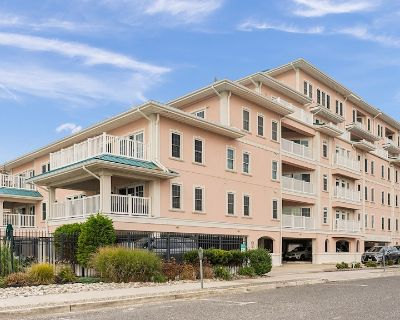 Beach Front Stockton Beach House Condo Unit 206! - Wildwood Crest