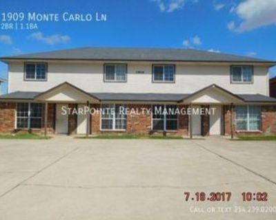 1909 Monte Carlo Ln, Killeen, TX 76543 2 Bedroom Apartment