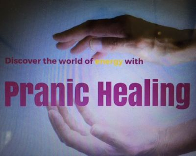 PRANIC HEALING WORKSHOP by Dr. Christopher Ngo