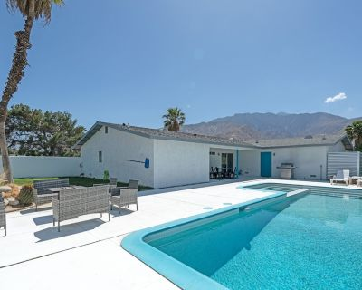 Giant Pool, Game Room, Spa, Mountain View s - Palm Springs