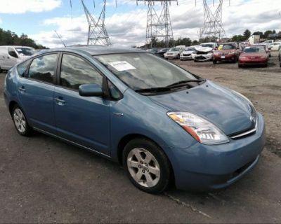 Salvage Blue 2009 Toyota Prius