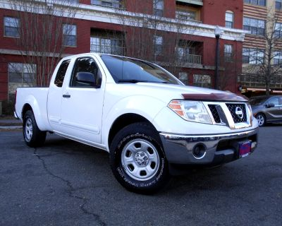 2009 Nissan Frontier 2WD King Cab I4 Auto SE