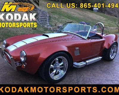 Used 1965 Ford Shelby Cobra Factory Five