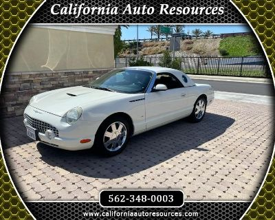 Used 2003 Ford Thunderbird Deluxe