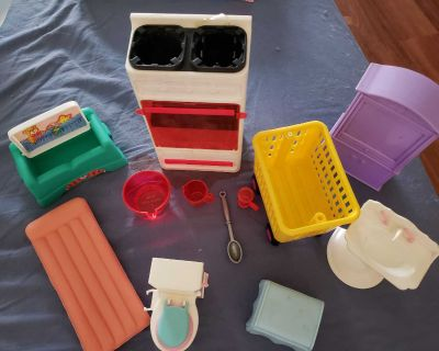 Barbie Doll House Furniture Miscellaneous