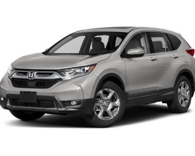Certified Pre-Owned 2019 Honda CR-V EX-L FWD Sport Utility