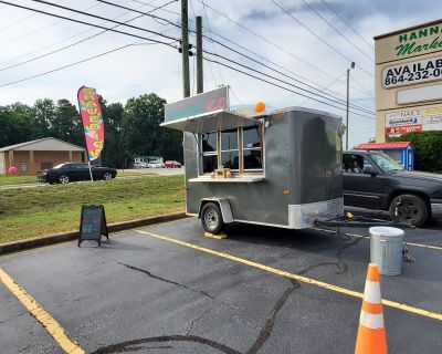 Shaved Ice Concession Trailer for Sale in Anderson, SC