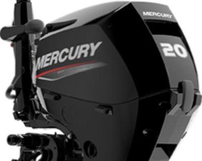 2020 Mercury 20MH EFI FOURSTROKE