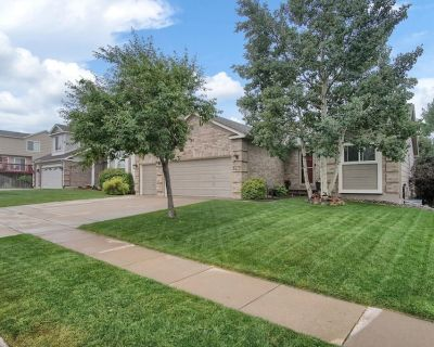 Beautifully Updated Home with Views and a Hot Tub (Garage excluded) - Colorado Springs