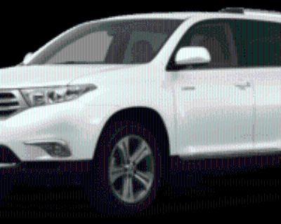 2012 Toyota Highlander Limited V6 FWD