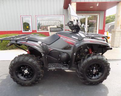 2019 Yamaha Kodiak 700 EPS SE ATV Utility Janesville, WI