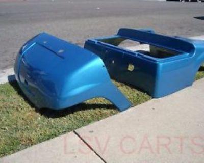 Yamaha G14 G16 G19 G21 Golf Cart Custom Front Rear Body Cowl Many Colors