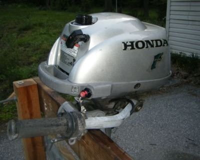 "Honda 2hp Outboard 4 Stroke 15"" Shaft"