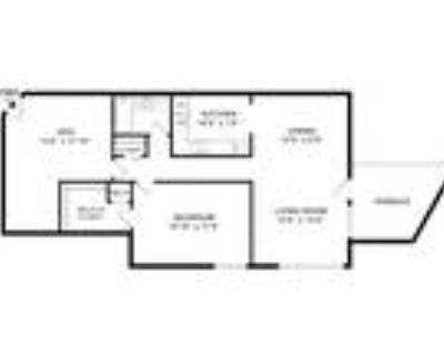 Cheverly Station - One Bedroom with Den One Bath