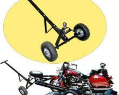 600lb Trailer Dolly Rv Boat Trailor Hitch Moving Cart Camper Parts Towing System