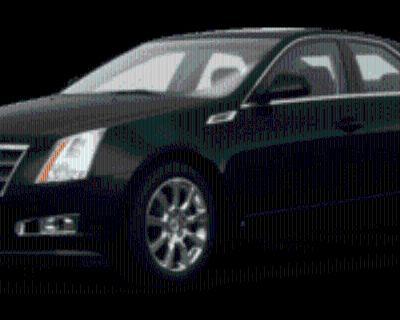 2008 Cadillac CTS with 1SA AWD