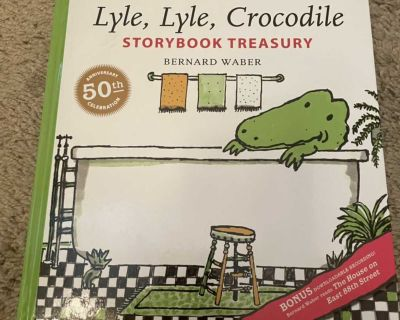 Lyle Lyle Crocodile collection of stories