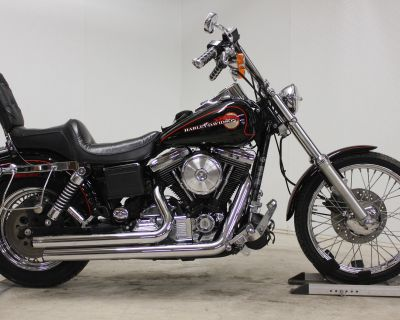 1993 Harley-Davidson Wide Glide Cruiser Pittsfield, MA