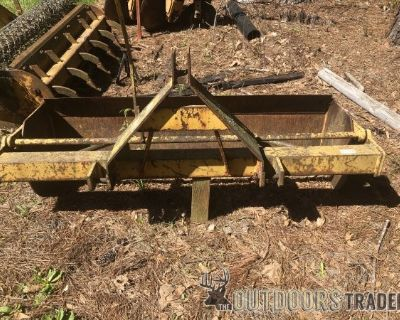 FS Tractor implements