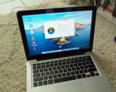 Apple MacBook Pro 2012 I5 8GB 256G SSD DVD Big Sur